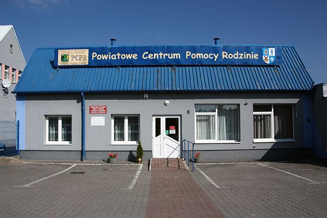 Zdjęcie siedziby PCPR Więcbork
